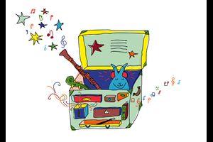 un-er-hört mini: Eine Kiste voller Klänge