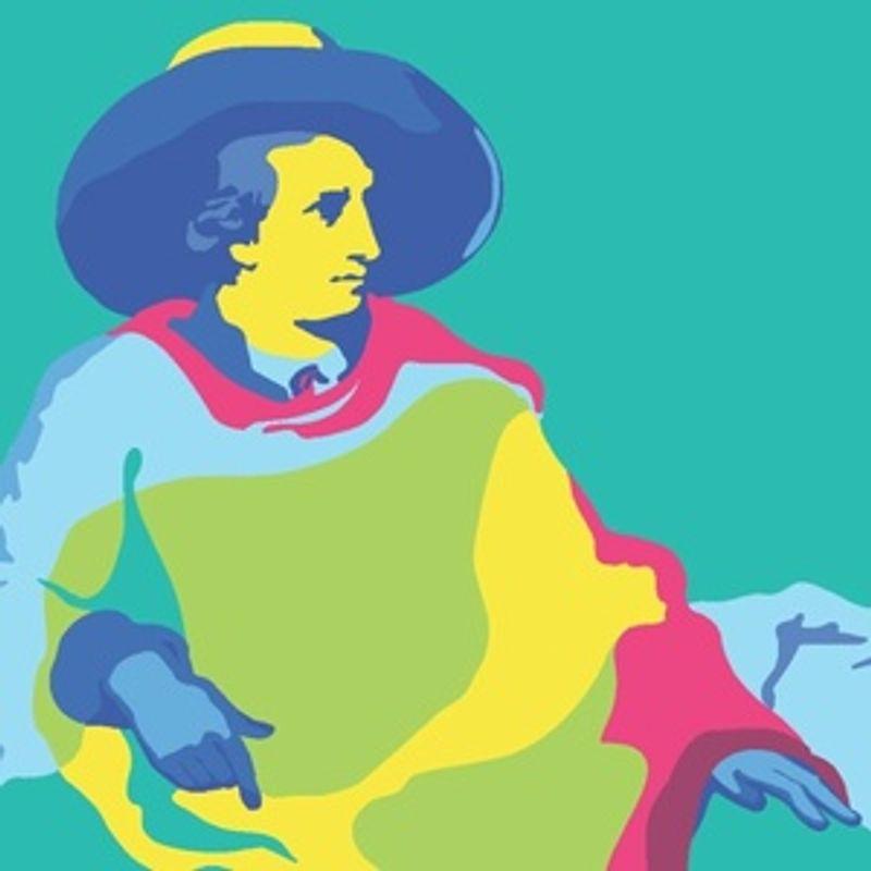 Goethe.  Verwandlung der Welt