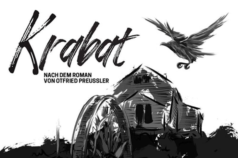 Postermotiv 'Krabat', Junges Theater Bonn