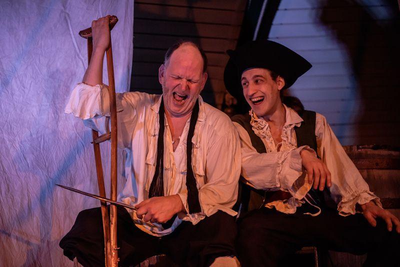 'Die Schatzinsel', Junges theater Bonn
