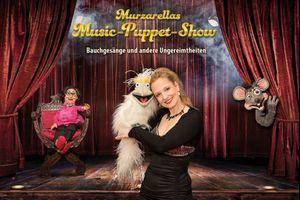 Murzarellas Music-Puppet-Show - Bauchgesänge und andere Ungereimtheiten