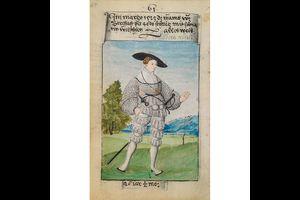 Dressed for Success. Matthäus Schwarz - Ein Modetagebuch des 16. Jahrhunderts