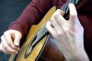 Podium Gitarre