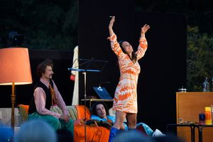 Shakespeare im Park: Love Love Love