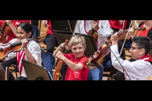 Chor und Orchester des Music Camp von LUCERNE FESTIVAL | Gerald Wirth - abgesagt