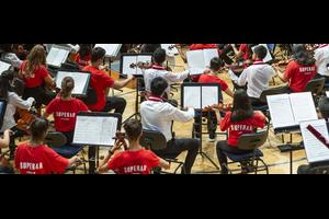 Tänzer, Chor und Orchester des Music Camp von LUCERNE FESTIVAL | Solisten - abgesagt