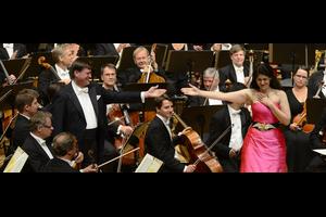 Sächsische Staatskapelle Dresden | Christian Thielemann | Anja Harteros - abgesagt