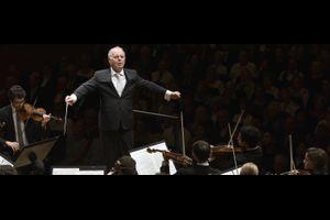 West-Eastern Divan Orchestra | Daniel Barenboim | Michael Barenboim | Kian Soltani - abgesagt