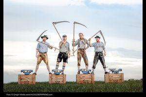 Alpin Drums: Der Berg groovt!