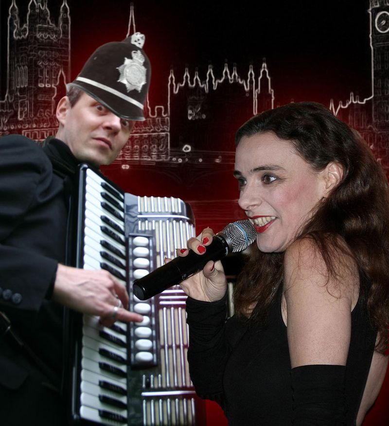 Ralf Gscheidle und Sabine Paas