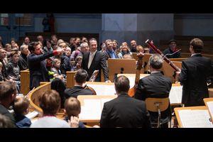 Bachs Besuch in Dresden
