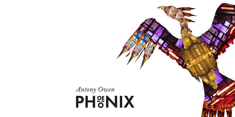 »PHOENIX« Gedichte des Friedenspoeten Antony Owen