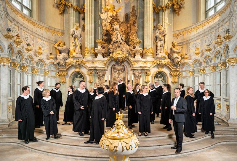 Kammerchor der Frauenkirche