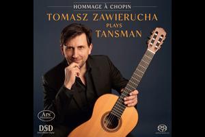Tomasz Zawierucha plays Tansman