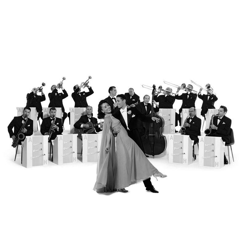Andrej Hermlin Swing Dance Orchestra © Uwe Hauth