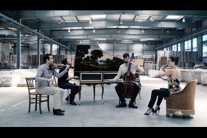 Nevermind - Bach trifft Frankreich