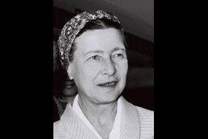 Denker der Freiheit im Porträt: Simone de Beauvoir