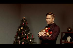 """Tom Gaebel & His Orchestra: """"A Swinging Christmas"""""""