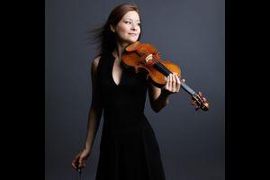 Arabella Steinbacher – Martynas Levickis – Aurora Orchestra – Nicholas Collon
