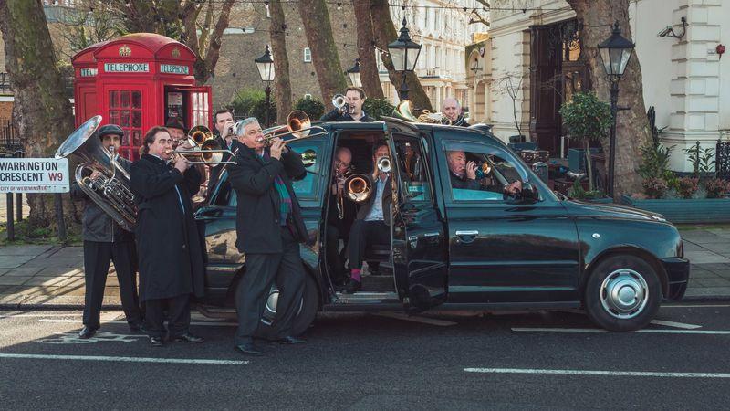 London Brass © Daniel Bissill