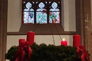 29.11.2020 | KONZERT ABGESAGT | CHORKONZERT zum 1. Advent | Kurt-Thomas-Kammerchor | DREIKÖNIGSKIRCHE
