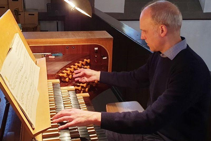 Orgelkonzert in der Dreikönigskirche Frankfurt am Main | Andreas Köhs