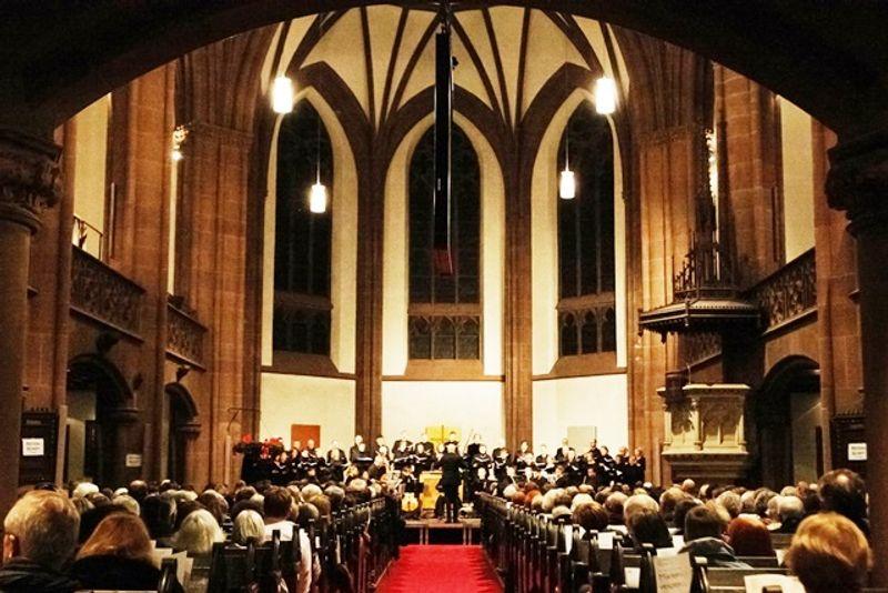 Oratorienkonzert zum 1. Advent | Dreikönigskirche Frankfurt am Main
