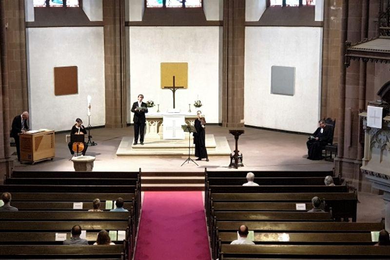 Kantatengottesdienst | Dreikönigskirche