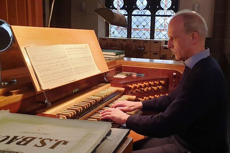 Orgelkonzert   Andreas Köhs   Dreikönigskirche