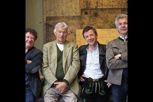 Gerhard Polt & Die Well-Brüder aus'm Biermoos - Im Abgang nachtragend. (40 Jahre Polt/Well)