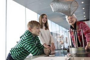 Entdeckungsreise Zeppelin. Wie ein Luftschiff entsteht