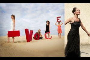 ZEUGHAUSKONZERTE: Lise Berthaud und das Quatuor Voce