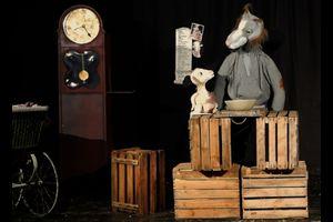 Sieben allein Zuhaus - Theater Albersmann - ab 4 J.