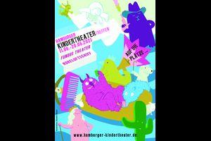 AUF DIE PLÄTZE ... Hamburger Kindertheater Treffen 2021