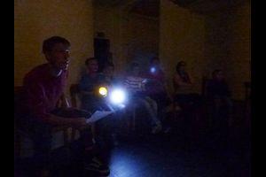 DIE SPUKVERSICHERUNG - Eine nächtliche Theaterführung