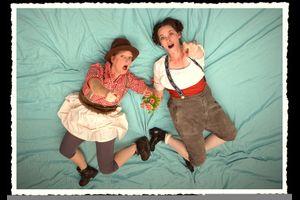 """Heidi - ab 5 J. - kirschkern Compes & Co. - """"Auf die Plätze!"""" Hamburger Kindertheater Treffen 2020"""