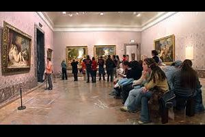 Das Prado Museum in Madrid