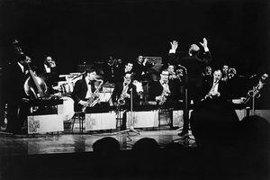 Konzert Bundesjazzorchester