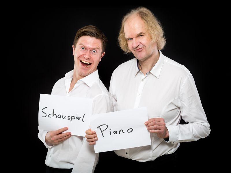 Michael Ransburg/Clemens Kröger: Klassik und Komik