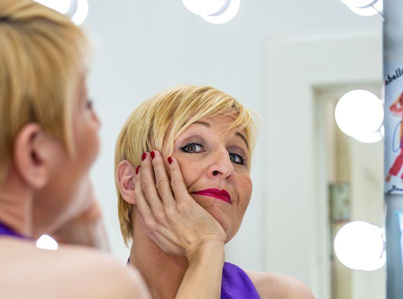 Annette Kruhl: Eigentlich wollte ich Filmstar werden