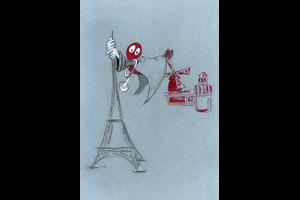 Vom Eiffelturm zum Moulin Rouge