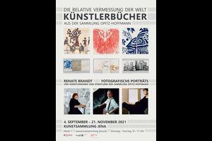 Die relative Vermessung der Welt. Künstlerbücher aus der Sammlung Opitz-Hoffmann