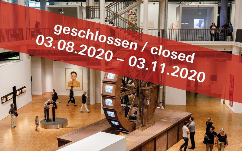 © ZKM | Zentrum für Kunst und Medien, Foto: Felix Grünschloß Die Sammlung des ZKM