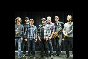 Miller Anderson Band & Hornsection