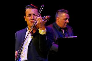 Jermaine Landsberger Trio & Sandro Roy