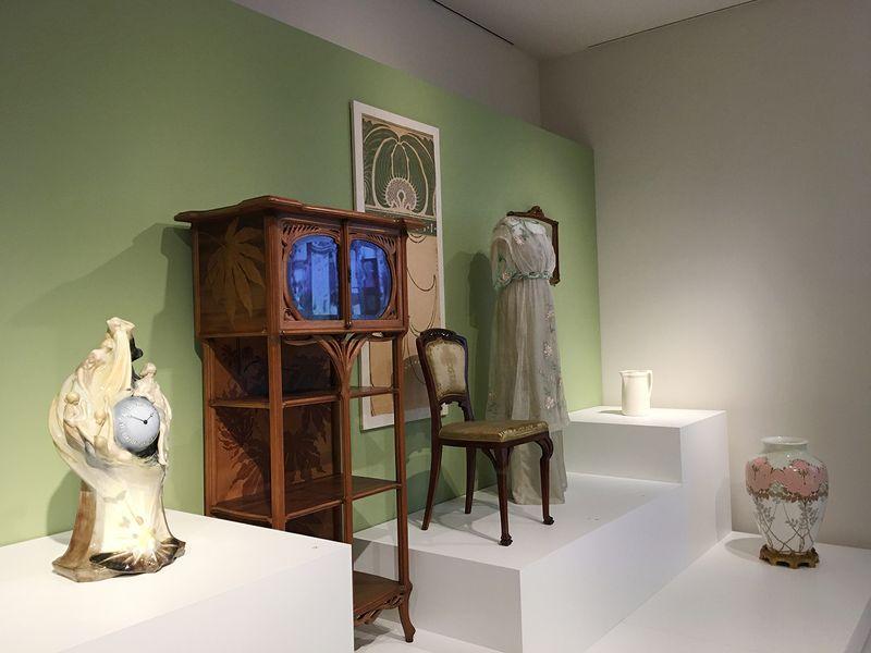 MHK, Sonderausstellung Moderne für Jedermann, Kunst und Ware im Jugendstil, Neue Galerie