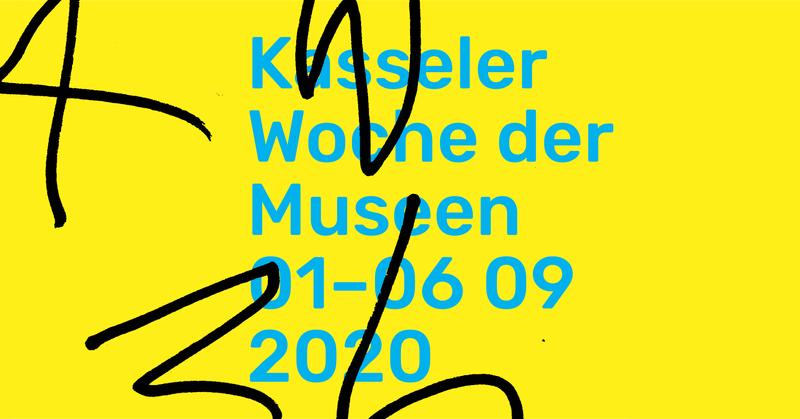 Logo KW 36 – Kasseler Woche der Museen