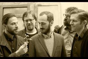 Alex Simu Quintet - Echoes of Bukarest