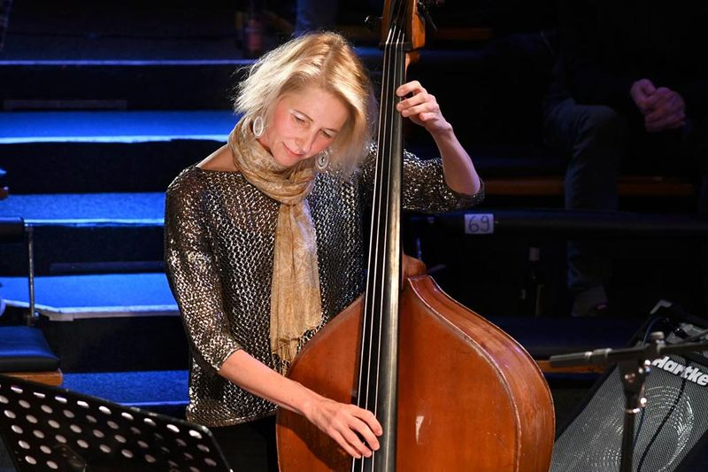 Multiphonics 8 & Gina Schwarz
