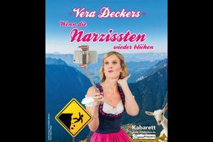 """Vera Deckers - """"Wenn die Narzissten wieder blühen"""""""